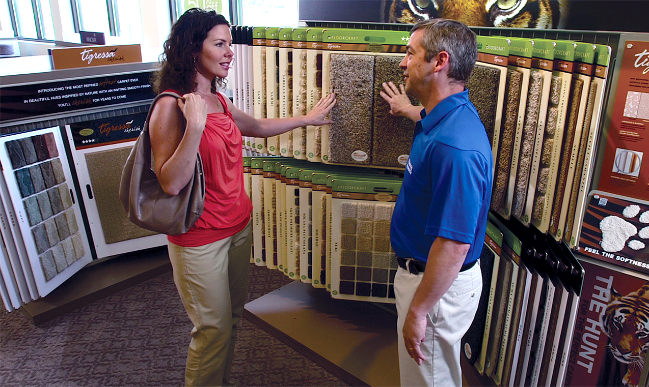 Flooring & Design Expertise Video Image